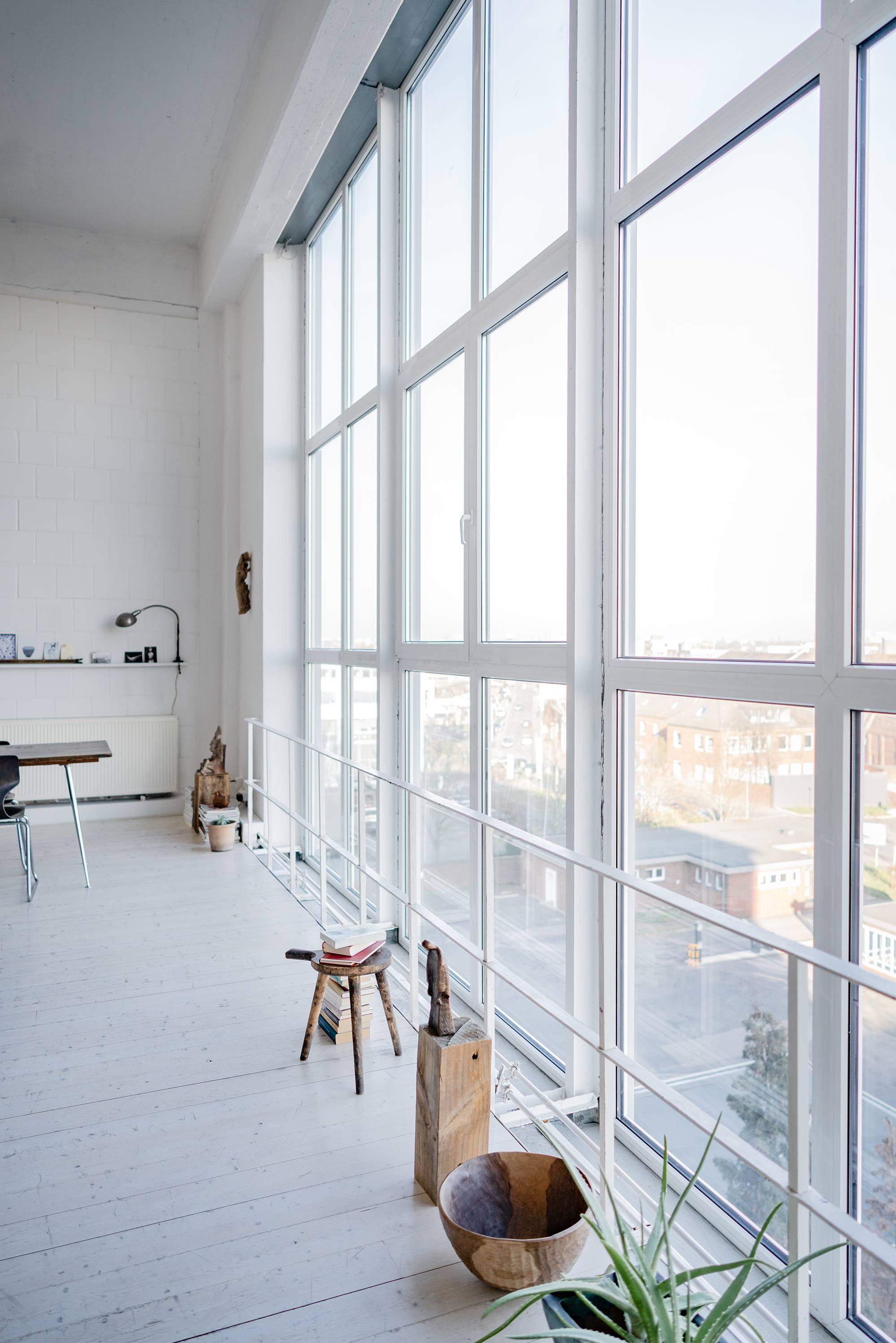 Loft Interior Front